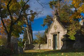 the original sleepy hollow cemetery in new york