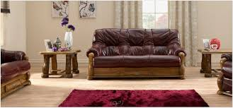 interior leather reclining sofa leather reclining sofa brown