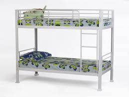 bedroom gorgeous used white metal bunk bed picture of fresh in