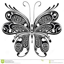 design tattoo butterfly black and white butterfly tattoo design car pictures black white