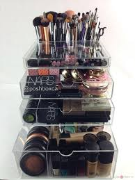 Hair And Makeup Storage 13 Insanely Cool Makeup Organizers Pinterest Edition Best