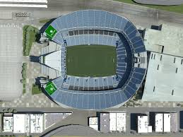 Centurylink Field Map Seattle Sounders Virtual Venue By Iomedia