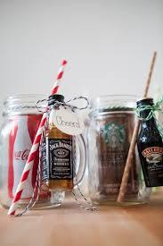 the original diy mason jar cocktail gifts gift holidays and craft