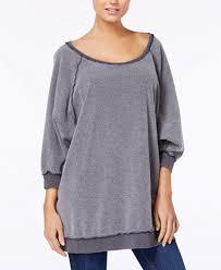 free people my pullover scoop neck sweatshirt sweaters women