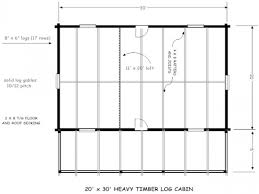 Derksen Cabin Floor Plans by Collection 10 X 20 Cabin Floor Plan Photos Home Decorationing Ideas