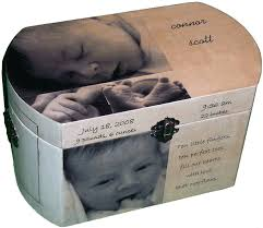 personalized keepsake boxes baby gifts