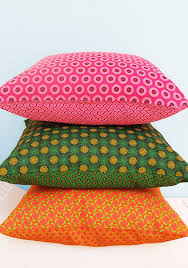 Cushions 50cm X 50cm Mixed Set Of Three Shweshwe Scatter Cushions 50 X 50cm Discovered