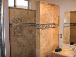 Pics Of Travertine Floors by Travertine Tile Bathroom Shower Countertops Trav Bathrooms Showers