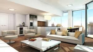 salon salle a manger cuisine d coration salon salle a manger appartement exemples am nagements