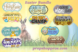 easter photo props signs photo booth props prop signs