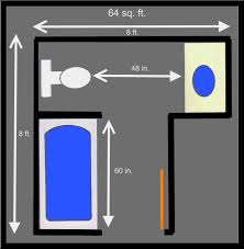 small bathroom floor plans 5 x 8 5x8 bathroom floor plans http www smallbathrooms club 5x8