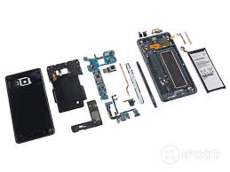 samsung galaxy note7 teardown ifixit