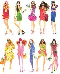 104 best woman u0027s croquis images on pinterest fashion