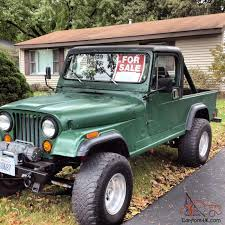 jeep scrambler for sale jeep cj 8 scrambler 4wd hard top hard doors led lights jeep cj8