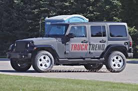 jeep wrangler side 2018 jeep wrangler mule spied again