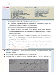 chapter 4 deflection and stiffness final