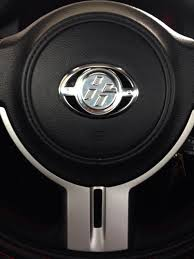 jeep steering wheel emblem scion fr s 86 steering wheel emblem overlay korean auto imports