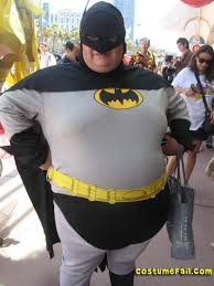 Fat Guy Halloween Costume Costume Fail Costumes Wrong