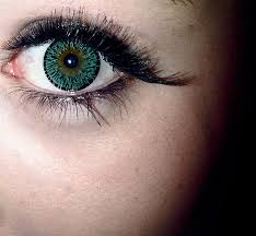 check www colormecontacts green contact lens