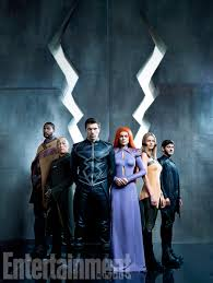 Marvel U0027s Inhumans Come Life In First Look Photo Ew Com