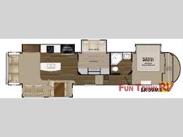 5th Wheel Camper Floor Plans by 2 Bedroom Rv 5th Wheel Lifestyle Floor Plans 2 Bedroom 5th