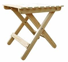 amazon com shine company adirondack square folding table