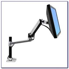ergotron lx desk mount lcd arm tall pole ergotron lx desk mount tall pole desk home design ideas