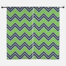 Gray Chevron Curtains Lime Green And Gray Chevron Window Curtains U0026 Drapes Lime Green