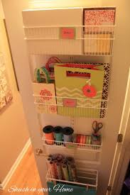 65 best organize u2013 gift wrap station images on pinterest