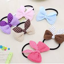hair accessories malaysia korean hair goods sweet colourful ribbon bunny hairband 11street