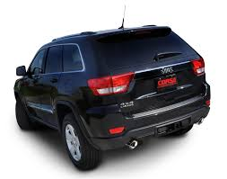 jeep cherokee accessories corsa performance exhaust for jeep 2011 2017 jeep grand cherokee
