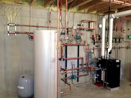 radiant heat water pump installation images and photo gallery for all pro mechanical