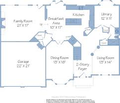 do you include floor plans in your marketing materials