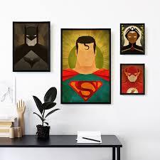 Superhero Home Decor Online Buy Wholesale Superhero Cartoon Movies From China Superhero