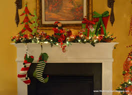 my christmas mantel worthing court
