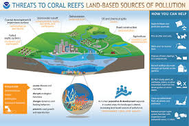 Coral Reefs Of The World Map by How Does Climate Change Affect Coral Reefs