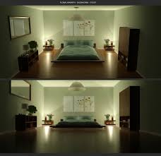 what is the best lighting for home interior bedroom lighting