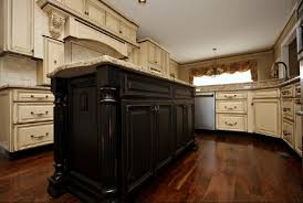 white antiqued kitchen cabinets 10 antique white kitchen cabinets that jazz your kitchen up