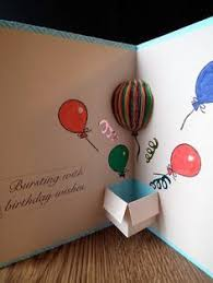 How To Make Origami Greeting Cards - crafty card tricks special birthday delivery birthday cards