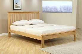 beautiful wood bed frame queen kscott info