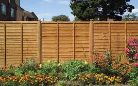Types Of Garden Fences - fencing contractors birmingham genuine home services