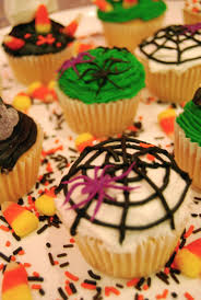 Halloween Cup Cakes by Halloween Cupcakes Popsugar Moms