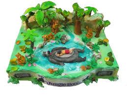 jungle book themed birthday cakes http cakesandcupcakesmumbai