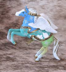 trail of painted ponies ornaments collection on ebay