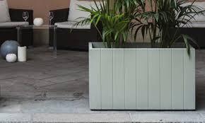 vasi in plastica da esterno best vasi per terrazzi in resina photos amazing design ideas