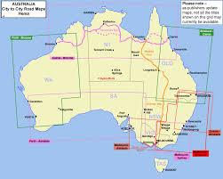 Austrailia Map City Maps With Australia Map Roundtripticket Me