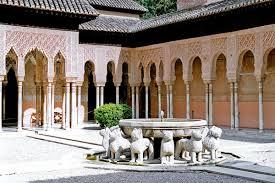 Los Patios Hotel Granada by Granada Andalusia Spain