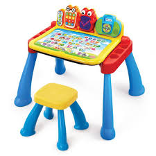 Toys R Us Toys For Vtech Touch And Learn Activity Desk Deluxe Interactive Learning