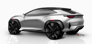 harga lexus lf lc concept chery tiggo coupe concept 2017 automobile sketch pinterest
