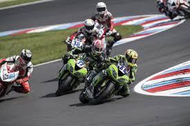 red flag finish keeps ninja zx 6r rider kenan sofuoglu 2nd at